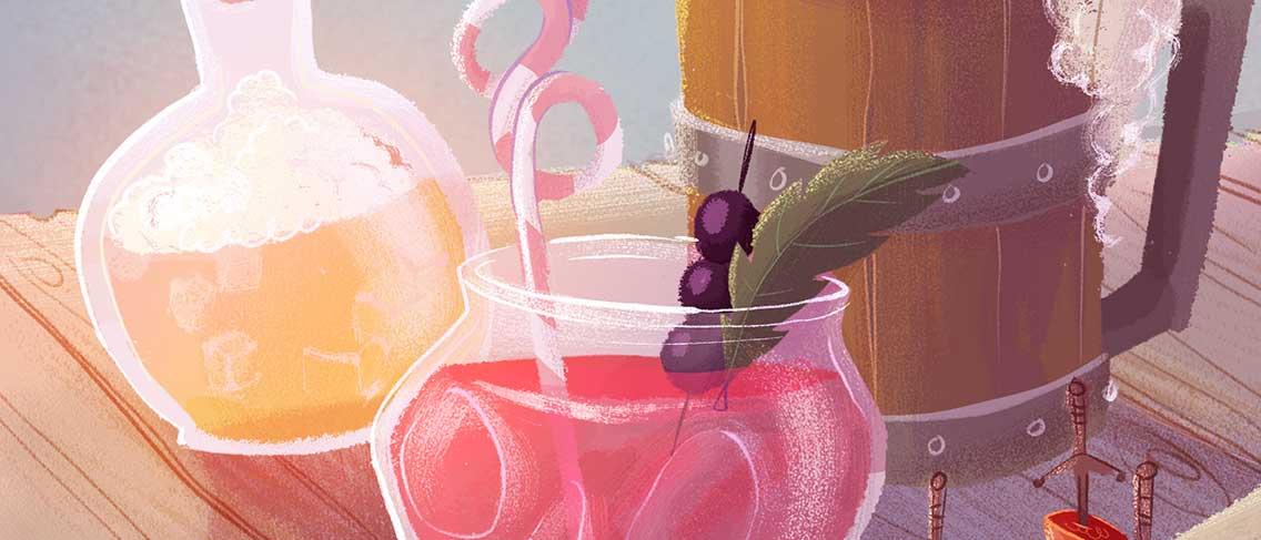 Food and Beverage Header Image