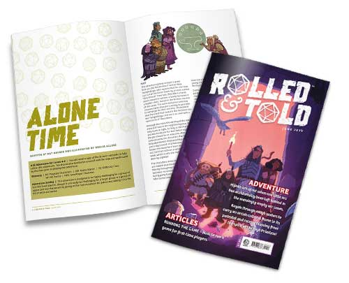 Rolled & Told Issue 10
